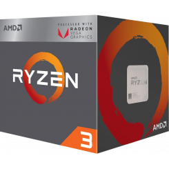 AMD Ryzen 3 3200G 3.6(4)GHz 4MB sAM4 Box (YD3200C5FHBOX)
