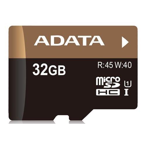 Фото Карта памяти A-Data microSDHC 32GB Class 10 UHS-1 (без адаптера) (AUSDH32GUICL10-R)