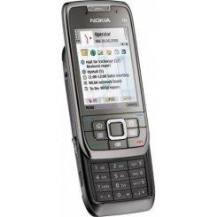 Фото Мобильный телефон Nokia E66-1 Grey Steel