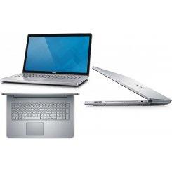 Фото Ноутбук Dell Inspiron 7737 (i77T5610ddw-24) Aluminium