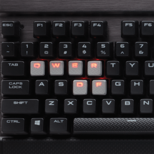 Фото Игровая клавиатура Corsair K70 RAPIDFIRE Mechanical Cherry MX Speed (CH-9101024-RU) Black