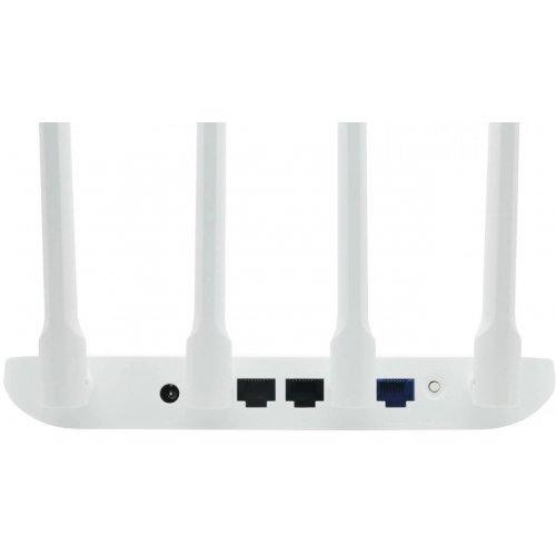 Фото Wi-Fi роутер Xiaomi Mi WiFi Router 4A Gigabit Edition Global White