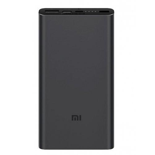 Фото Внешний аккумулятор Xiaomi Mi Power Bank 3 10000mAh Black