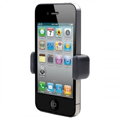 Фото Автодержатель Gembird Air vent mount for smartphone up to 6