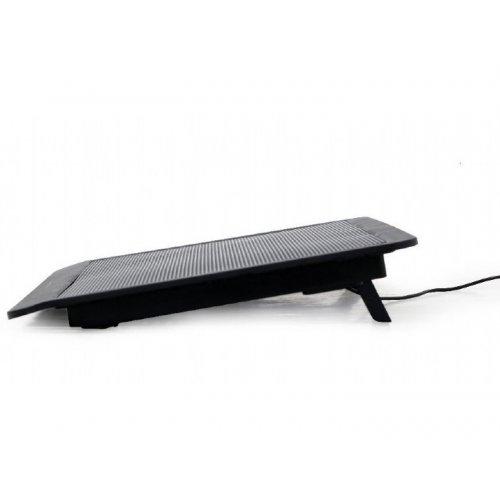 Фото Подставка для ноутбука Gembird NBS-1F15-03 Black