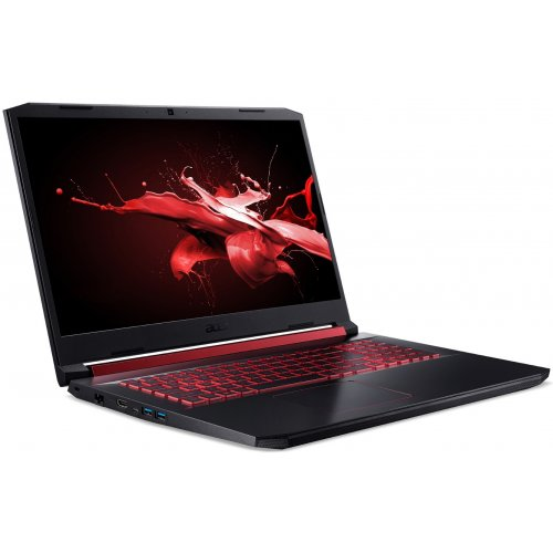 Фото Ноутбук Acer Nitro 5 AN517-51 (NH.Q5DEU.032) Black
