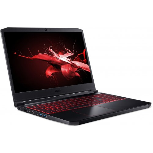 Фото Ноутбук Acer Nitro 7 AN715-51 (NH.Q5HEU.040) Black