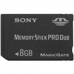 Фото Карта памяти Sony Memory Stick PRO Duo 8GB (MSHX8B)