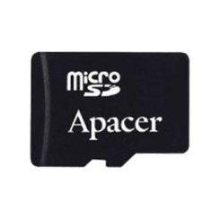 Фото Карта памяти Apacer microSDHC 16GB Class 4 (без адаптера) (AP16GMCSH4-RA)