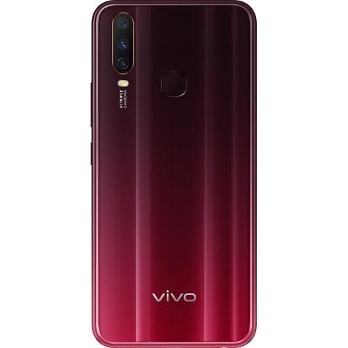 Фото Смартфон VIVO Y15 4/64GB Burgundy Red