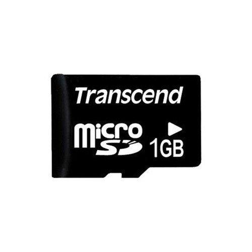 Фото Карта памяти Transcend microSD 1GB