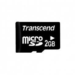 Фото Карта памяти Transcend microSD 2GB (без адаптера) (TS2GUSDC)