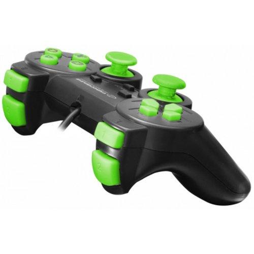 Фото Игровой манипулятор Esperanza Trooper for PC/PS3 (EGG107G) Black/Green