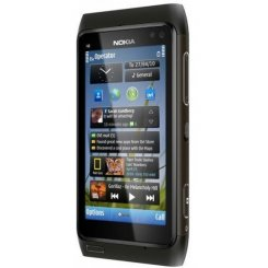 Фото Мобильный телефон Nokia N8-00 Dark Grey