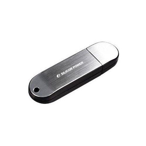 Фото Накопитель Silicon Power LuxMini 910 4GB Silver