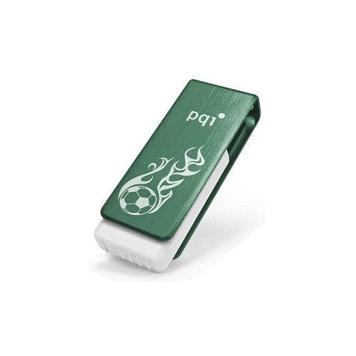 Фото Накопитель PQI Pen Drive U262 8GB Green-White