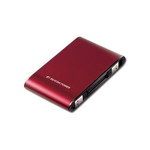 Фото Внешний HDD Silicon Power Armor A70 500GB (SP500GBPHDA70S2R) Red