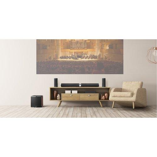 Фото Акустическая система Edifier S90HD Home Cinema + Soundbar Black/Brown