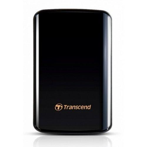 Фото Внешний HDD Transcend StoreJet 25D2 750GB (TS750GSJ25D2) Black