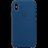 Фото Чехол Apple для iPhone XS Silicone Case (MTF92) Blue Horizon
