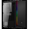 Aerocool PGS Rift RGB Tempered Glass без БП Black