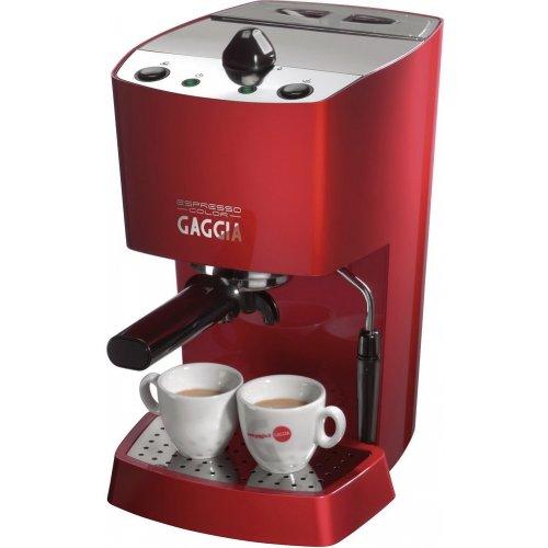 Фото Кофеварка Philips Saeco Gaggia New Espresso Color Red (RI9302/31)
