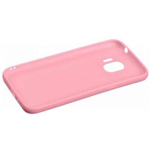 Фото Чехол 2E Basic для Samsung Galaxy J2 Pro 2018 (J250F) Soft touch (2E-G-J2PR-18-NKST-PK) Pink