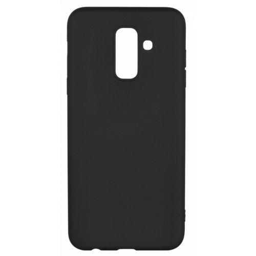 Фото Чехол 2E Basic для Samsung Galaxy A6+ 2018 (A605) Soft touch (2E-G-A6P-18-NKST-BK) Black