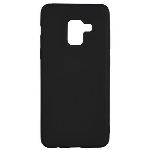 Купить Чехлы, 2E Basic для Samsung Galaxy A8 2018 (A530) Soft touch (2E-G-A8-18-NKST-BK) Black