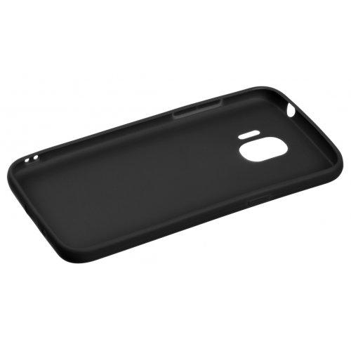 Фото Чехол 2E Basic для Samsung Galaxy J2 Pro 2018 (J250F) Soft touch (2E-G-J2PR-18-NKST-BK) Black