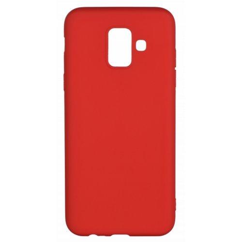 Купить Чехлы, 2E Basic для Samsung Galaxy A6 2018 (A600) Soft touch (2E-G-A6-18-NKST-RD) Red