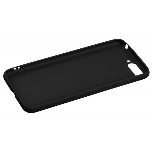 Фото Чехол 2E Basic для Huawei Y6 2018 Soft touch (2E-H-Y6-18-NKST-BK) Black