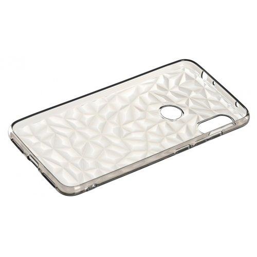 Фото Чехол 2E Basic для Xiaomi Redmi Note 6 Pro Diamond (2E-MI-N6PR-AOD-TR/BK) Transparent/Black
