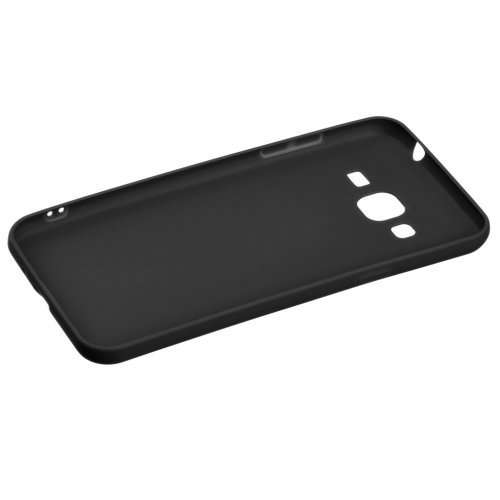 Фото Чехол 2E Basic для Samsung Galaxy J3 2016 (J320) Soft touch (2E-G-J3-16-NKST-BK) Black