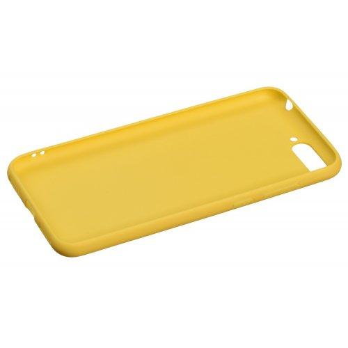 Фото Чехол 2E Basic для Huawei Y6 2018 Soft touch (2E-H-Y6-18-NKST-MS) Mustard