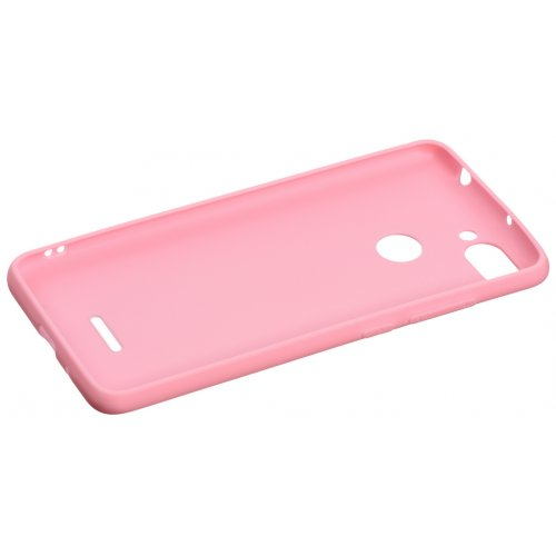 Фото Чехол 2E Basic для Xiaomi Redmi 6 Soft touch (2E-MI-6-NKST-PK) Pink