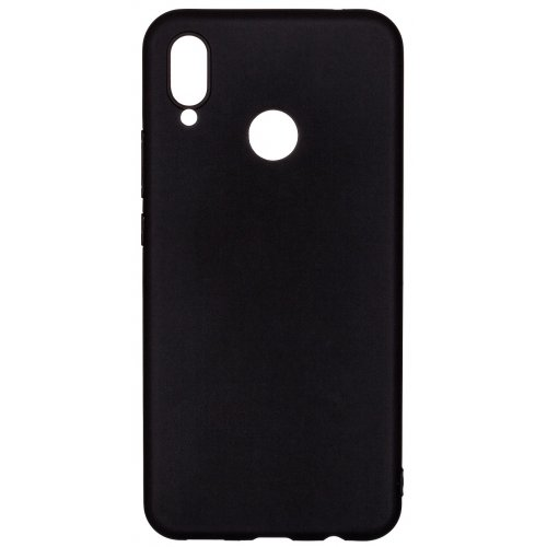Фото Чехол 2E Basic для Huawei P Smart+ Soft touch (2E-H-PSP-18-NKST-BK) Black