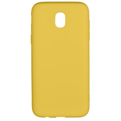 Фото Чехол 2E Basic для Samsung Galaxy J5 2017 (J530) Soft touch (2E-G-J5-17-NKST-MS) Mustard