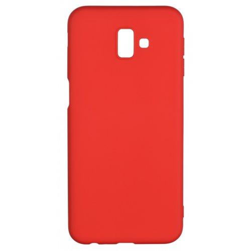 Купить Чехлы, 2E Basic для Samsung Galaxy J6+ 2018 (J610) Soft touch (2E-G-J6P-18-NKST-RD) Red