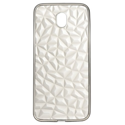 Купить Чехлы, 2E Basic для Samsung Galaxy J7 (J730) Diamond (2E-G-J730-AOD-TR/BK) Transparent/Black