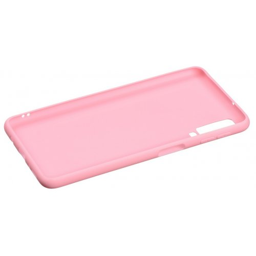 Фото Чехол 2E Basic для Samsung Galaxy A7 2018 (A750) Soft touch (2E-G-A7-18-NKST-PK) Pink