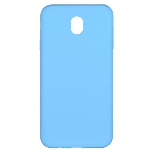 Фото Чехол 2E Basic для Samsung Galaxy J7 2017 (J730) Soft touch (2E-G-J7-17-NKST-BL) Blue