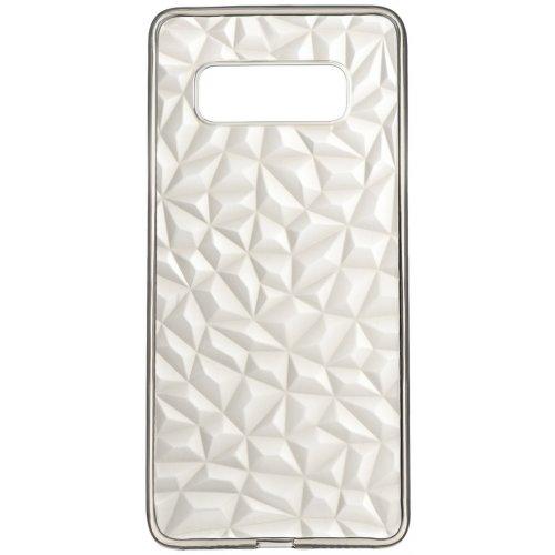 Купить Чехлы, 2E Basic для Samsung Galaxy Note 8 Diamond (2E-G-N8-AOD-TR/BK) Transparent/Black