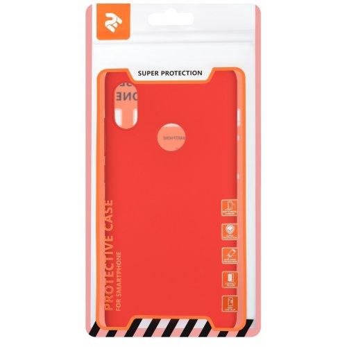 Фото Чехол 2E Basic для Xiaomi Redmi Note 5 Soft touch (2E-MI-N5-NKST-RD) Red