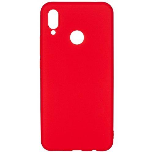 Фото Чехол 2E Basic для Huawei P Smart+ Soft touch (2E-H-PSP-18-NKST-RD) Red