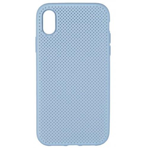Фото Чехол 2E для Apple iPhone Xr Dots (2E-IPH-XR-JXDT-BL) Blue