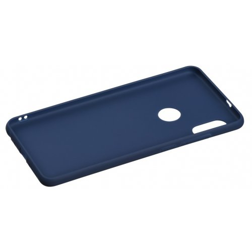 Фото Чехол 2E Basic для Xiaomi Redmi Note 5 Soft touch (2E-MI-N5-NKST-NV) Navy