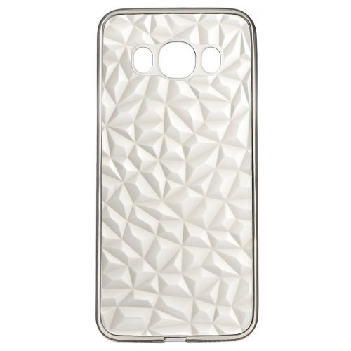 Купить Чехлы, 2E Basic для Samsung Galaxy J5 (J510) Diamond (2E-G-J510-AOD-TR/BK) Transparent/Black