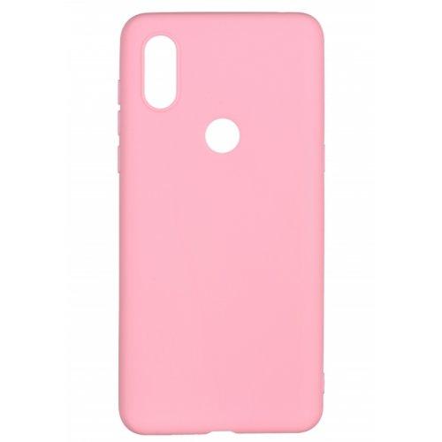 Фото Чехол 2E Basic для Xiaomi Mi Max 3 Soft touch (2E-MI-MIX3-NKST-PK) Pink