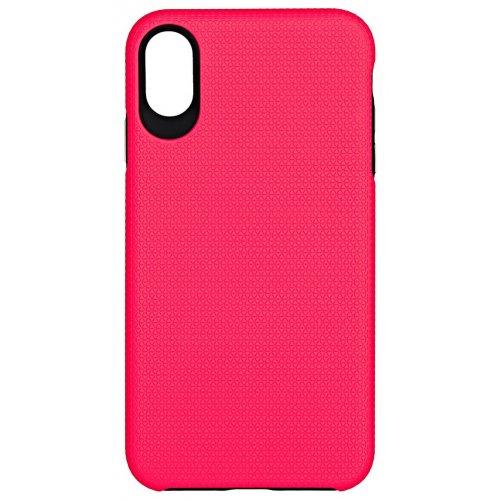 Фото Чехол 2E для Apple iPhone Xs Triangle (2E-IPH-XS-TKTLPK) Pink